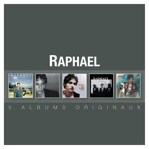 Raphael - Original Album Series (5CD) [ CD ]
