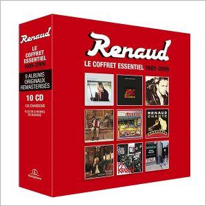 Renaud - Le Coffret Essentiel 1985-2009 (11CD Box Set) [ CD ]