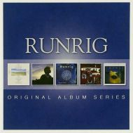 Runrig - Original Album Series (5CD) [ CD ]