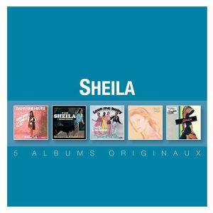Sheila - Original Album Series (5CD) [ CD ]