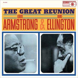 Louis Armstrong & Duke Ellington - The Great Reunion (Vinyl) [ LP ]