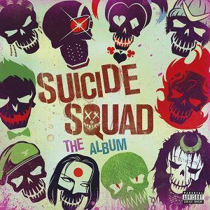 Suicide Squad: The Album - Various Artists (2 x Vinyl) [ LP ]