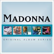 Madonna - Original Album Series (5CD) [ CD ]