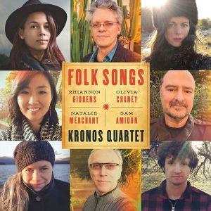 Kronos Quartet - Folk Songs [ CD ]