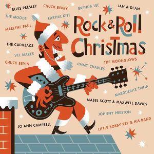 Rock 'N' Roll Christmas - Various Artists [ CD ]