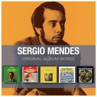 Sergio Mendes - Original Album Series (5CD) [ CD ]