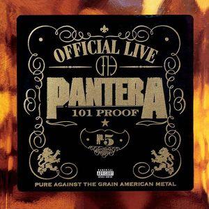 Pantera - Official Live: 101 Proof (2 x Vinyl) [ LP ]