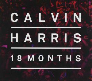 Calvin Harris - 18 Months (Deluxe Edition) (2CD) [ CD ]