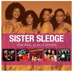 Sister Sledge - Original Album Series (5CD) [ CD ]