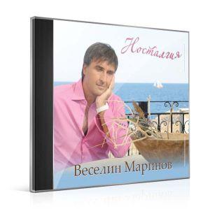 Веселин Маринов - Носталгия [ CD ]
