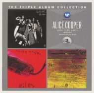 Alice Cooper - The Triple Album Collection (3CD) [ CD ]