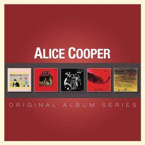 Alice Cooper - Original Album Series (5CD) [ CD ]