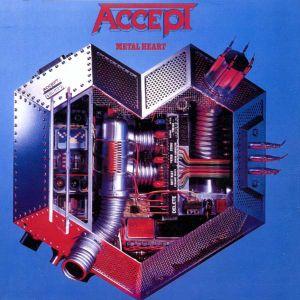 Accept - Metal Heart + 2 bonus tracks [ CD ]