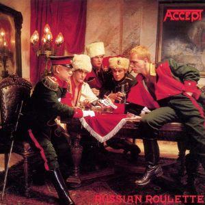Accept - Russian Roulette + 2 bonus tracks [ CD ]