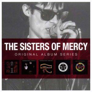 Sisters Of Mercy - Original Album Series (5CD) [ CD ]