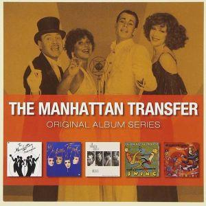 Manhattan Transfer - Original Album Series (5CD) [ CD ]