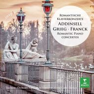 Romantic Piano Concertos - Addinsell, Franck & Grieg [ CD ]