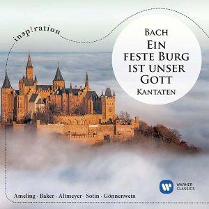 Bach, J. S. - Cantata No.140 'Wachet Auf, Ruft Uns Die Stimme' & No.80 'Ein Feste Burg Ist Unser Gott' [ CD ]