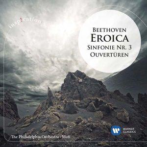 Beethoven, L. Van - Symphony No.3 'Eroica' & Fidelio Overture [ CD ]