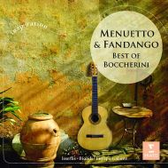 Boccherini, L. - Menuetto & Fandango - Best Of Boccerini [ CD ]