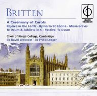 Britten, B. - A Ceremony Of Carols [ CD ]