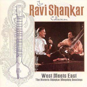 Ravi Shankar & Yehudi Menuhin - West Meets East: The Historic Shankar/Menuhin Sessions [ CD ]