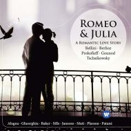 Romeo & Julia - A Romantic Love Story - Various Artists [ CD ]