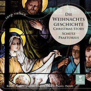 Schutz, H. & Michael Praetorius - Christmas Story, Four Christmas Motets [ CD ]