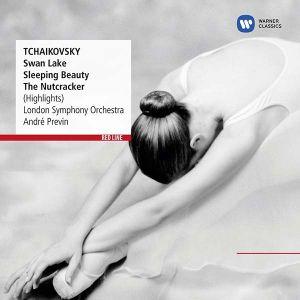 Tchaikovsky, P. I. - Swan Lake, Sleeping Beauty, The Nutcracker (Hightlights) [ CD ]