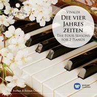 Vivaldi, A. - The Four Seasons For Two Pianos [ CD ]