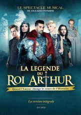 Le Spectacle Musical - La Legende Du Roi Arthur (DVD-Video) [ DVD ]