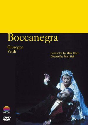Verdi, G. - Simon Boccanegra (Glyndebourne Festival Opera) (DVD-Video) [ DVD ]