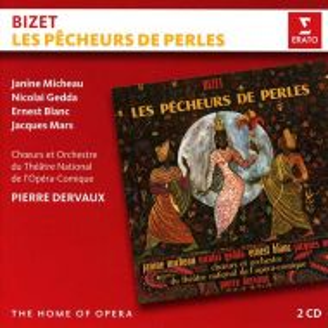 Bizet, G. - Les Pecheurs De Perles (The Pearl Fishers) (2CD) [ CD ]