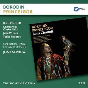 Borodin, A. - Prince Igor (2CD) [ CD ]