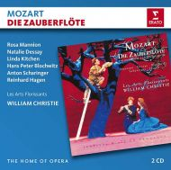 Mozart, W. A. - Die Zauberflote (The Magic Flute) (2CD) [ CD ]