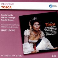 Puccini, G. - Tosca (2CD) [ CD ]