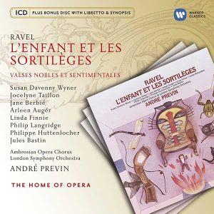 Ravel, M. - L'Enfant Et Les Sortileges (The Child and the Spells) (2CD) [ CD ]