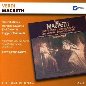 Verdi, G. - Macbeth (2CD) [ CD ]