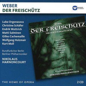 Weber, C.M. Von - Der Freischutz (2CD) [ CD ]
