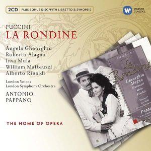 Puccini, G. - La Rondine (3CD) [ CD ]