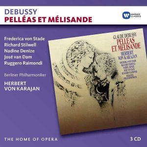 Debussy, C. - Pelleas Et Melisande (3CD) [ CD ]