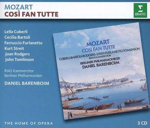 Mozart, W. A. - Cosi Fan Tutte (3CD) [ CD ]