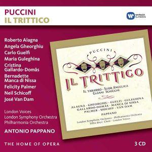 Puccini, G. - Il Trittico (3CD) [ CD ]