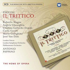 Puccini, G. - Il Trittico (4CD) [ CD ]