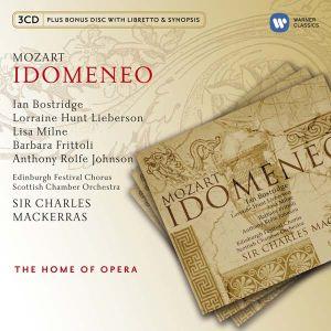 Mozart, W. A. - Idomeneo (4CD) [ CD ]
