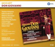 Mozart, W. A. - Don Giovanni (3CD) [ CD ]