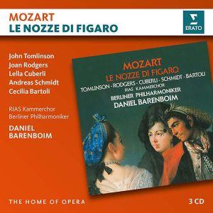 Mozart, W. A. - Le Nozze Di Figaro (3CD) [ CD ]