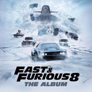 Fast & Furious 8: The Album - Soundtrack (Various Artists) (2 x Vinyl) [ LP ]