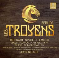 Berlioz, H. - Les Troyens (4CD with DVD-Video) [ CD ]
