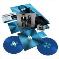 U2 - Songs of Experience (Deluxe Edition Box Set) (2 x Cyan Blue Vinyl with CD) [ LP ]